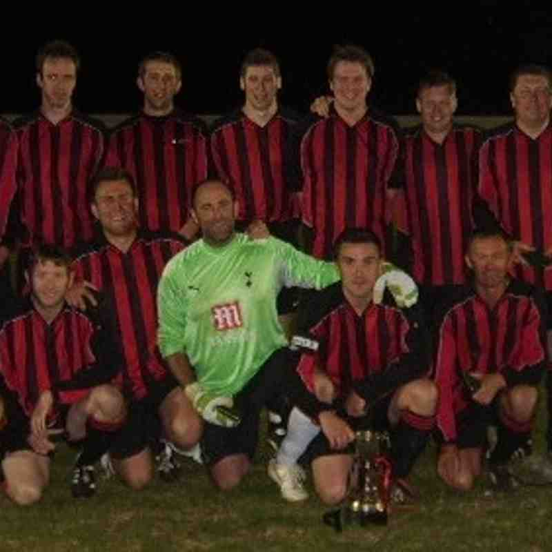 Junior Challenge Cup Winners 2010/11