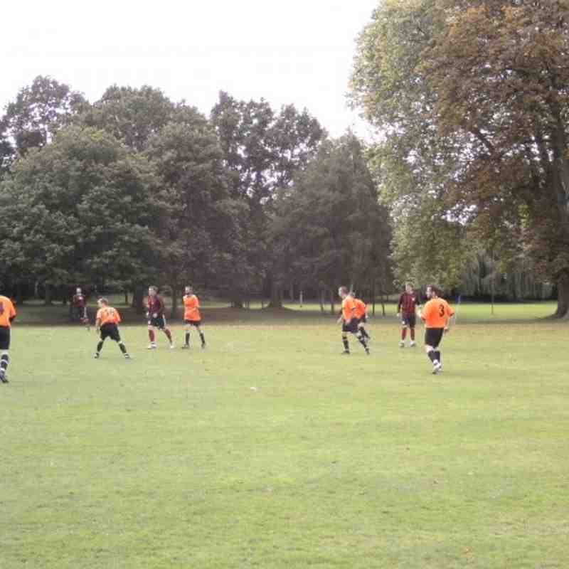 Slough Heating Reserves V Willow Wanderers
