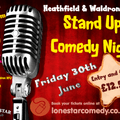 Comedy Night at the Club - Friday 30th June 2017