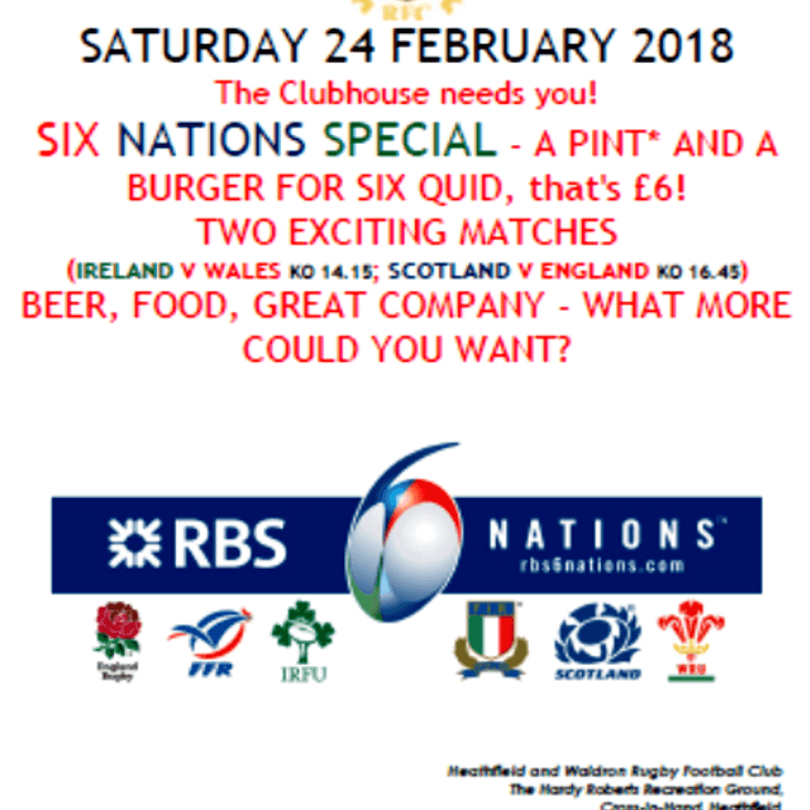 Six Nations Special
