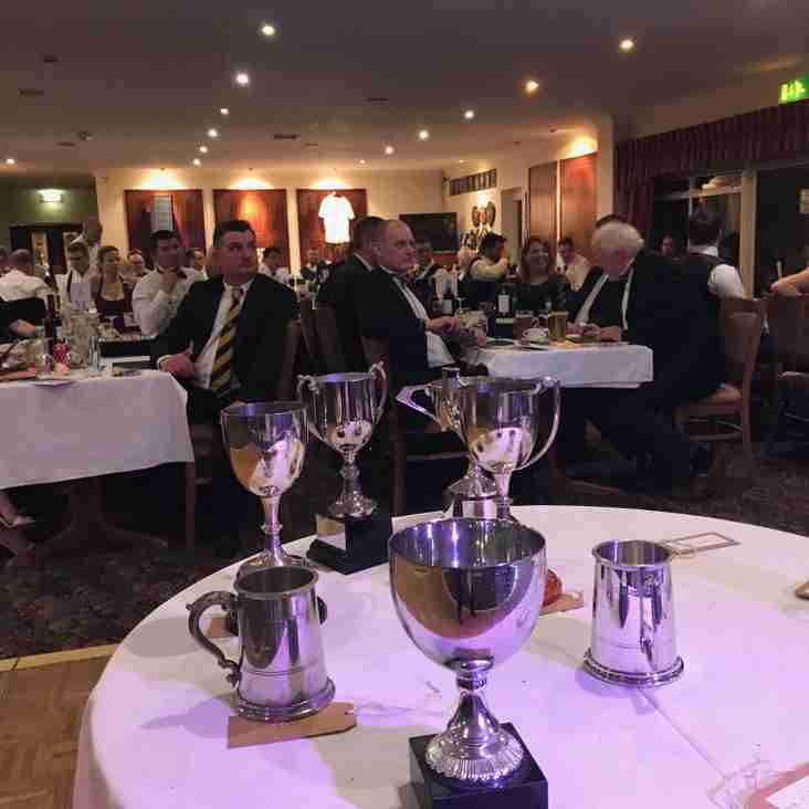 Annual Dinner and Awards Evening 2019