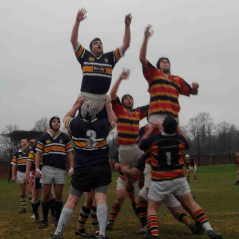 Bec 2s v KCS Old Boiys (29 Jan 2011)