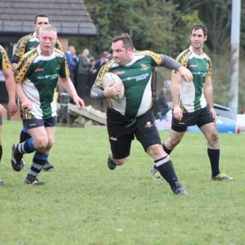 Rovers v Stowmarket 2nds 20 October 2012