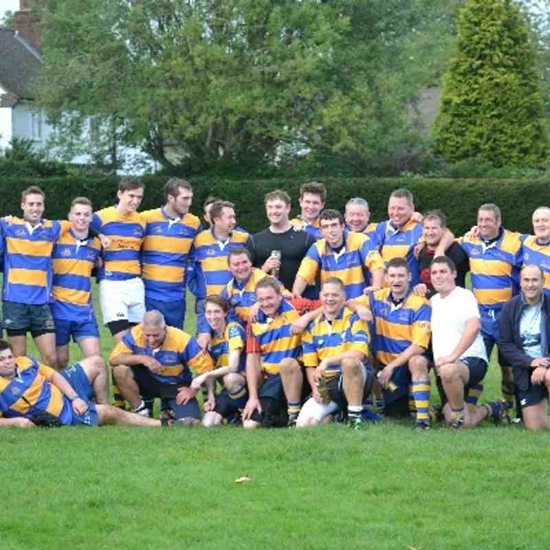 3 XV v South Godstone Strollers