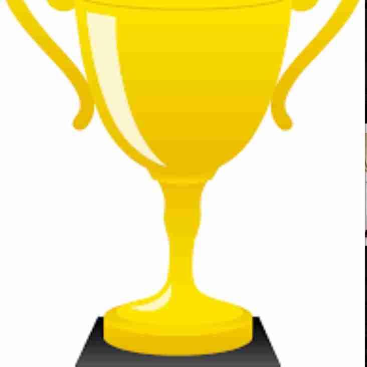 Newbridge on Wye U16 are champions
