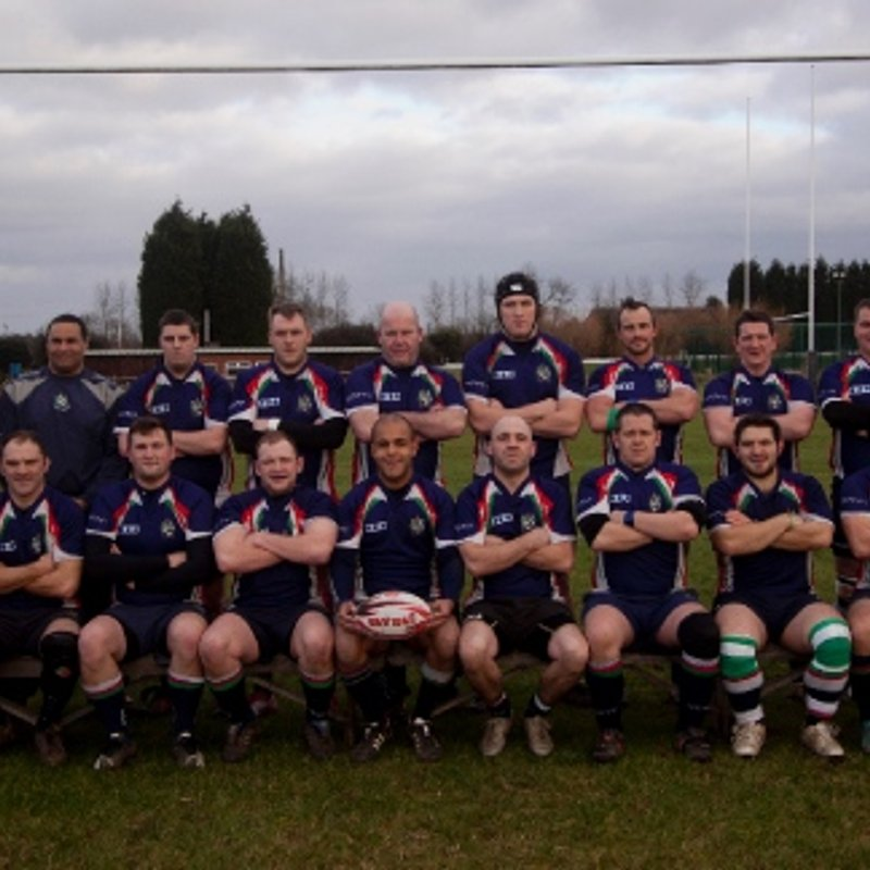 Market Harborough 2nd XV vs. Old Newtonians