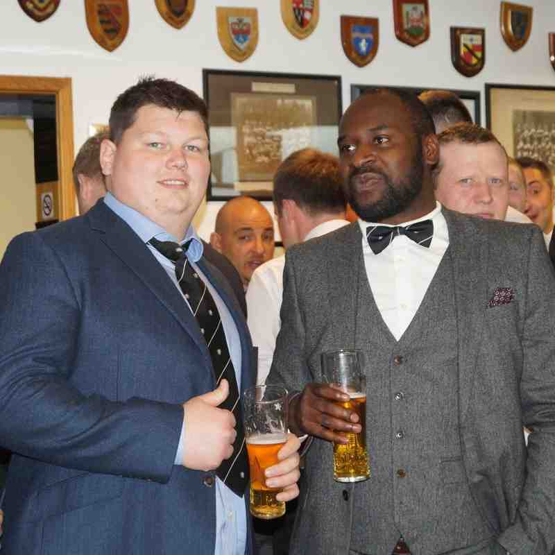 Rugby dinner 2016