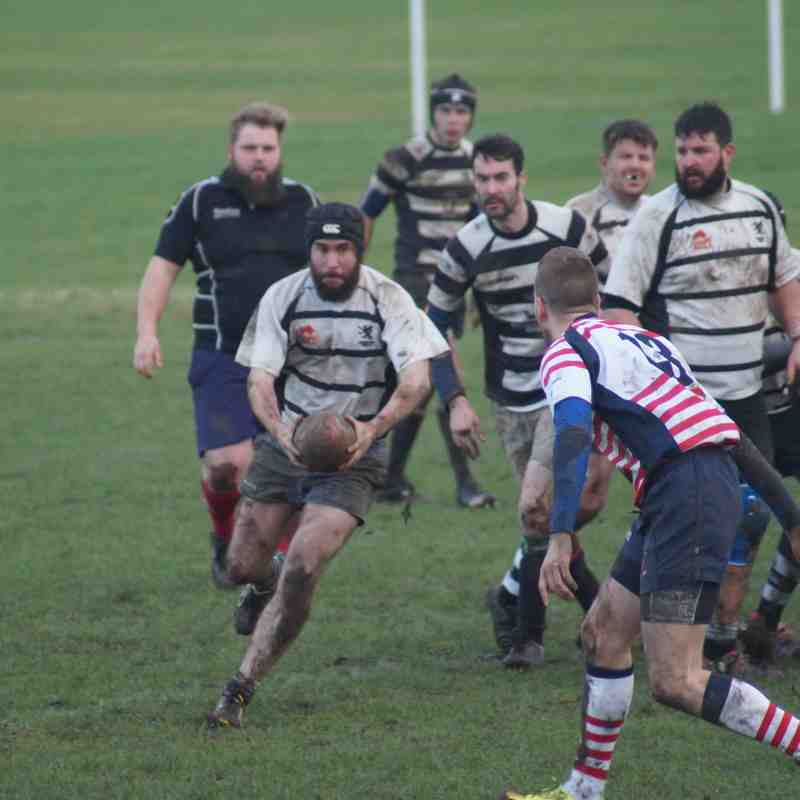 BPFC 4th v Aldwinians