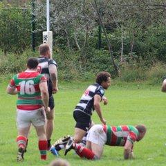 BPFC 2 v Warrington