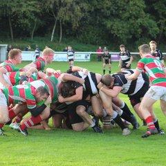 Warrington v BPFC Cup Game   22-38