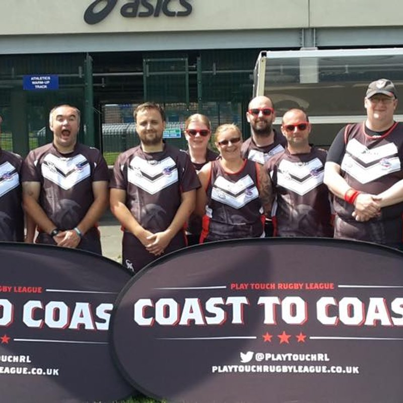 Coast to Coast 3 vs. CATTERICK CRUSADERS RLFC