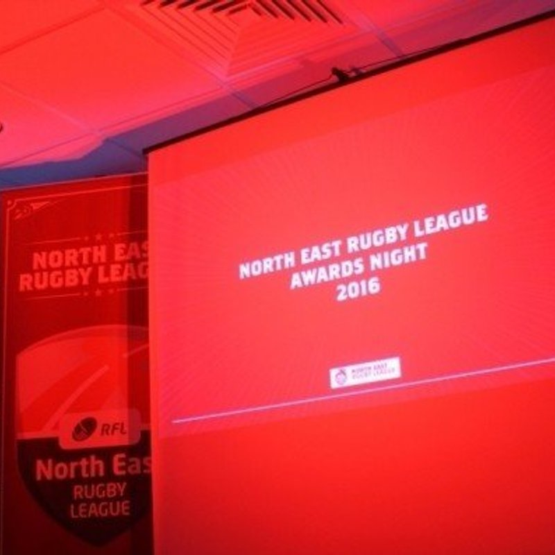 North East Rugby League Awards Night