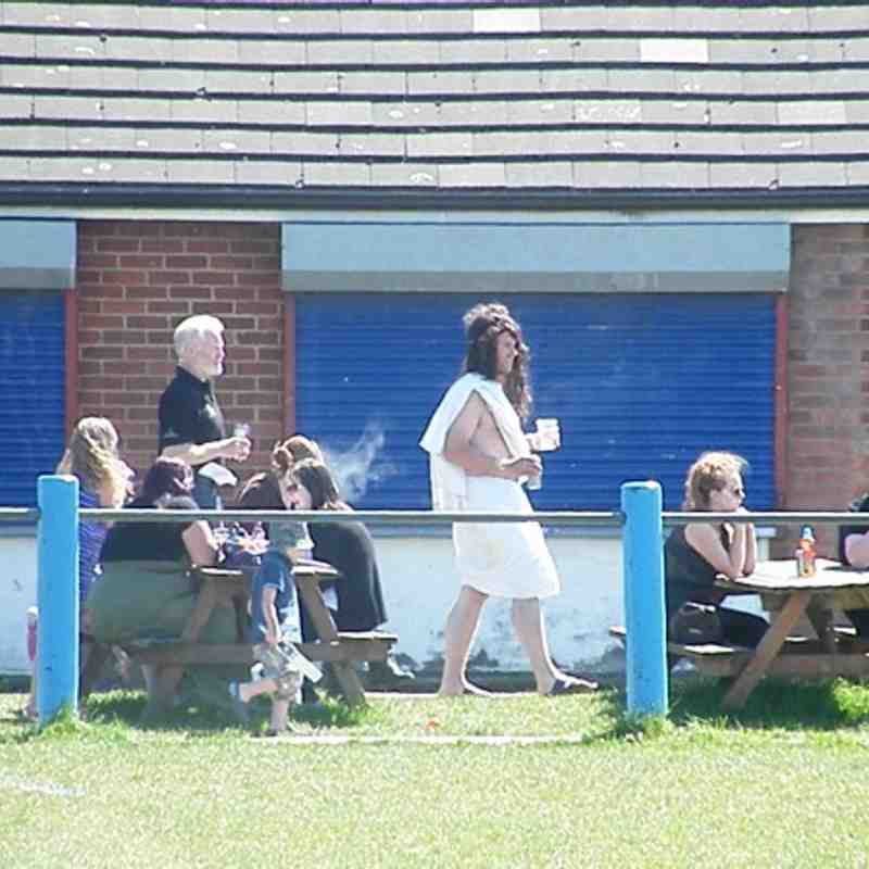 Lutterworth Vs Cleve (Sunday 1.5.2011 @ LRFC)