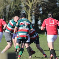 3rds vs Quorn (Home 25-3-2017)