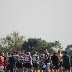 Colts Vs Market Harborough (Home 1-9-2018)