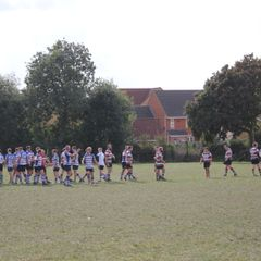 2nds 20 vs 31 Kettering (Away 15-09-2018)