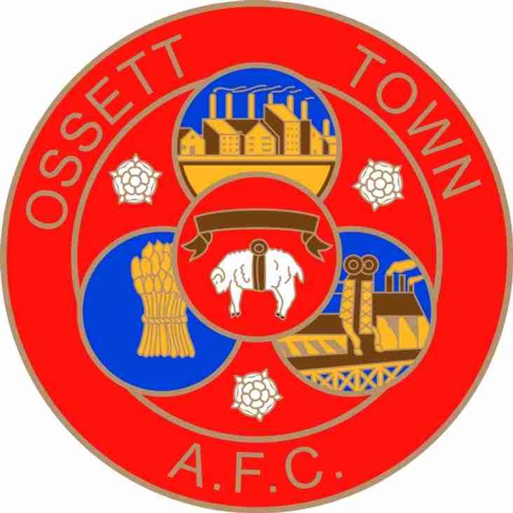 Pre Match: New Mills Vs Ossett Town