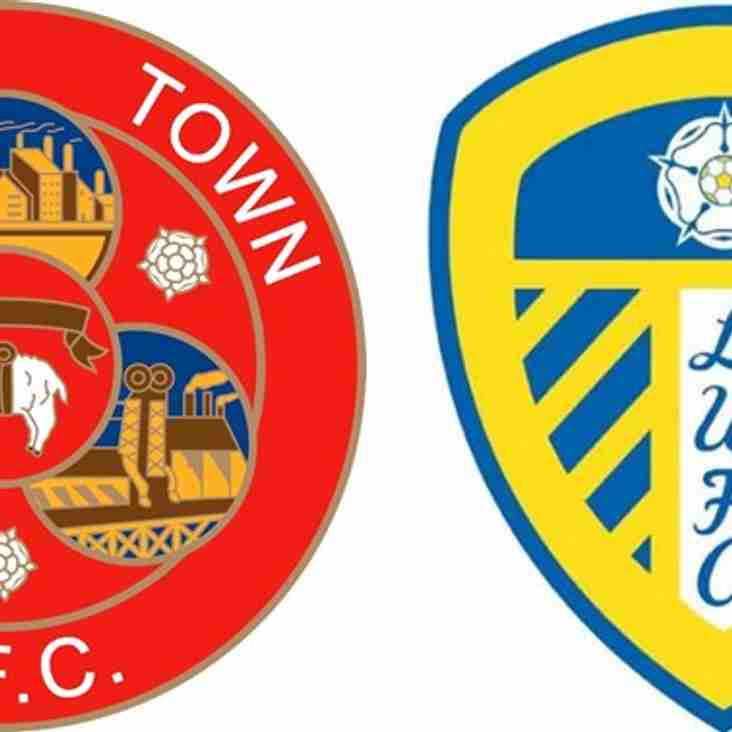 First Team Friendly v Leeds United u23s