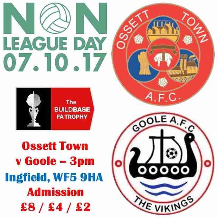 Preview: Ossett Town v Goole