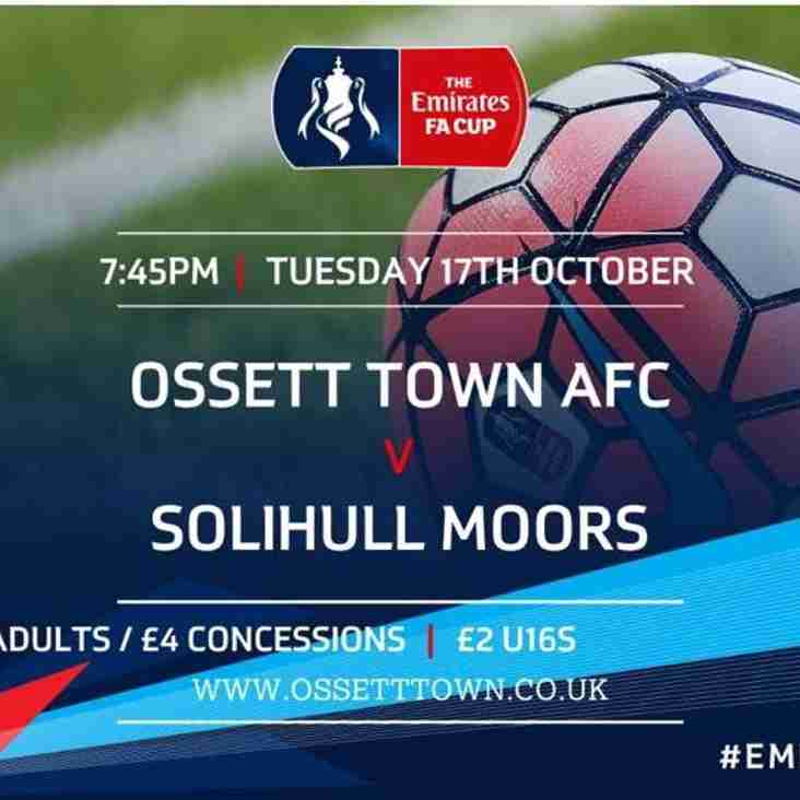 Preview: Ossett Town v Solihull Moors