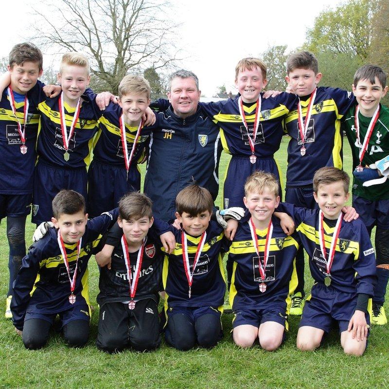 Windlesham United Griffins 0 - 0 West London Youth