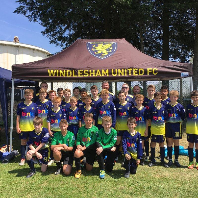 U14 Hawks : Winners NEHYL Division 5 : Unbeaten all season!