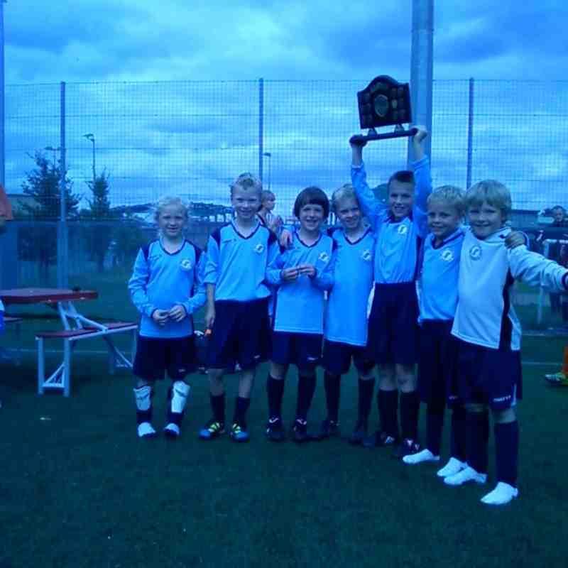 Jill Beck Memorial Trophy - Winners!!
