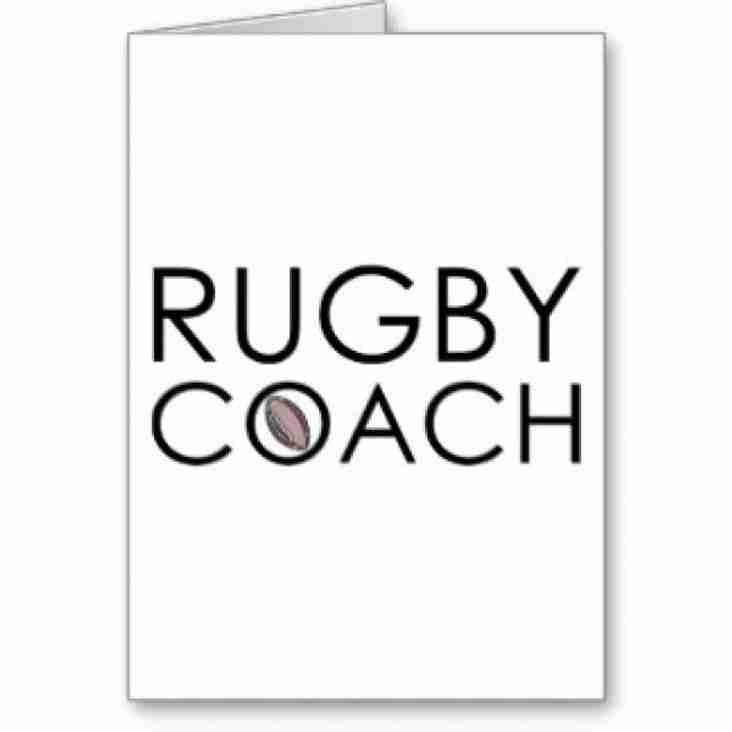 Senior Coaching Team 2014/15
