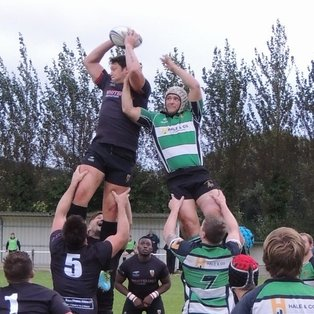 Drybrook 7 - 7 Colchester
