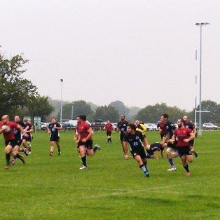 Colchester 74-0 Romford & Gidea Park