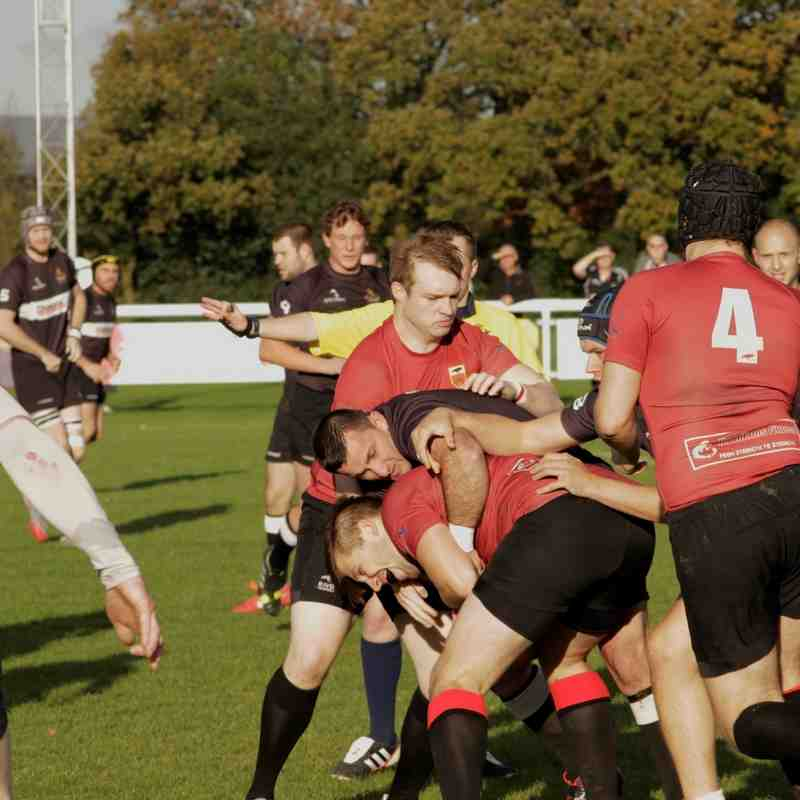 Ravens Vs Harwich  01/11/14