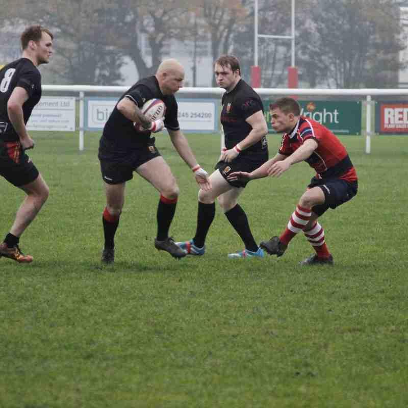 Ravens Vs Stowmarket 28/11/14