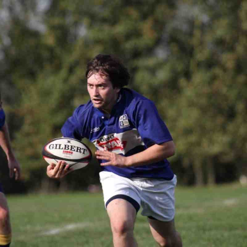 BSRFC 5th's v Enfield