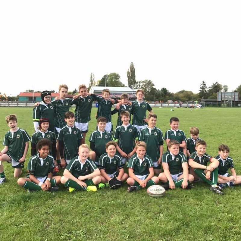 U13 - Saffron Walden RFC vs. U13 - Shelford RFC