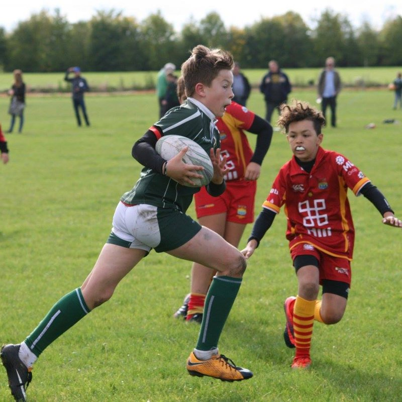 U13 - Saffron WRFC vs Cambridge vs Newmarket