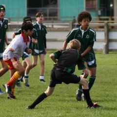 U13 SWRFC vs Cambridge RFC vs Newmarket RFC