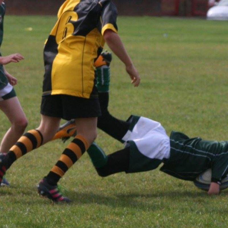 U13 - SWRFC vs Braintree RFC