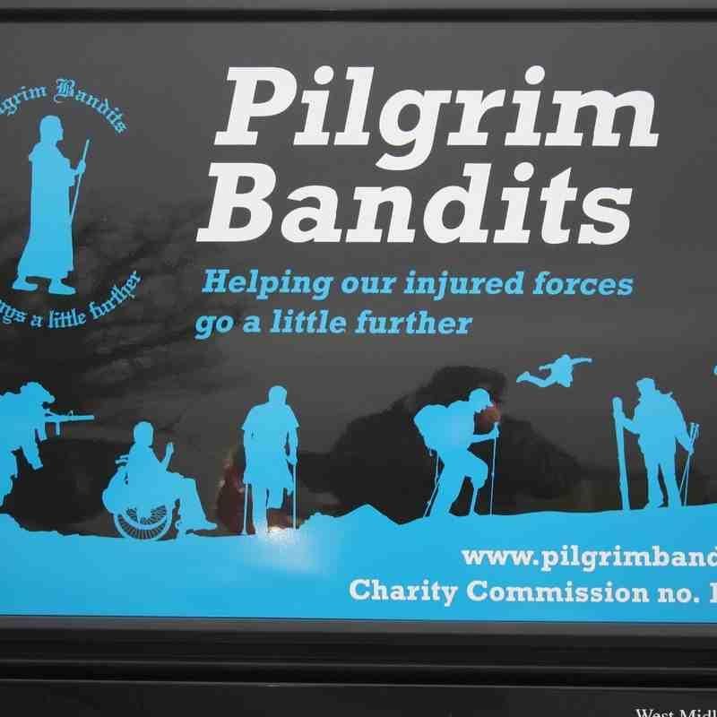 WRUFC Vets V Pilgrim Bandits 16-01-16