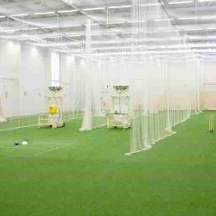 Senior Winter Nets Start 23rd February at the TREADMILL Holmefield