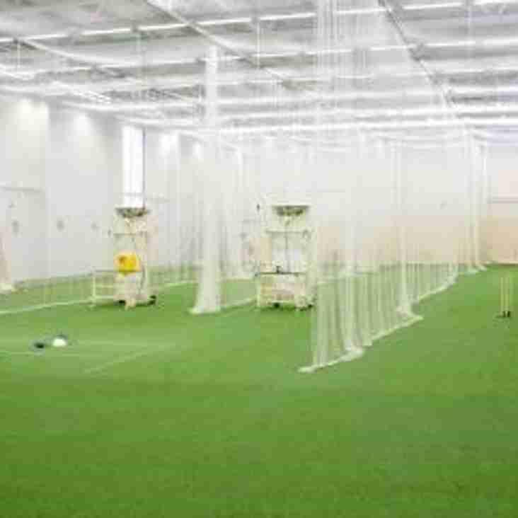Senior Winter Nets Start 23rd February at the TREADMILL Holmefield