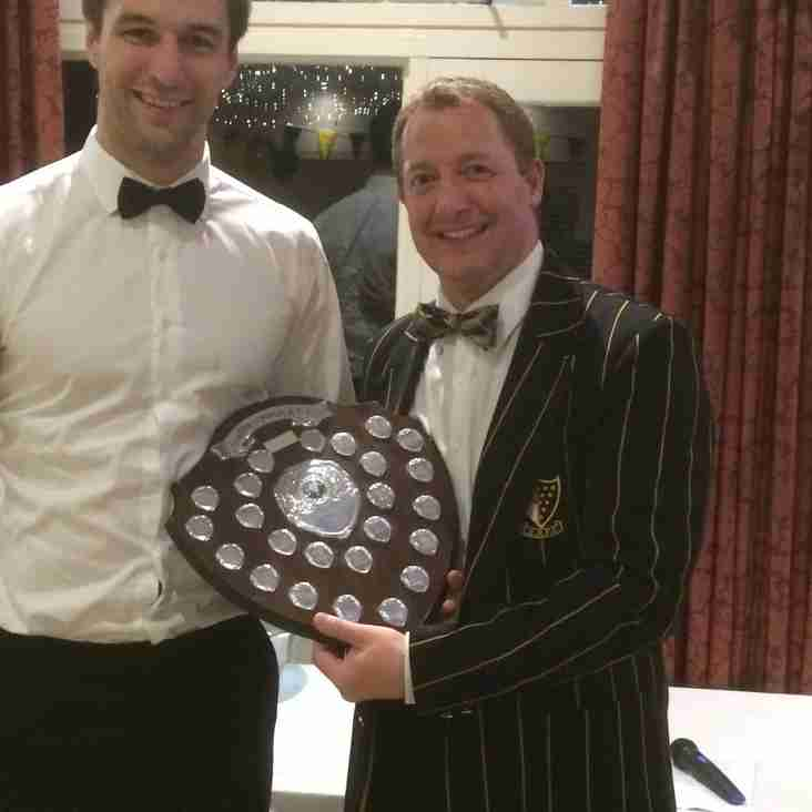 Glittering Night sees Ben Ievers Crowned Player of the Year!