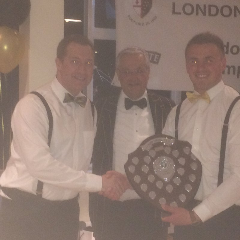 Glittering Awards Night Dinner Sees Kimmins Crowned!
