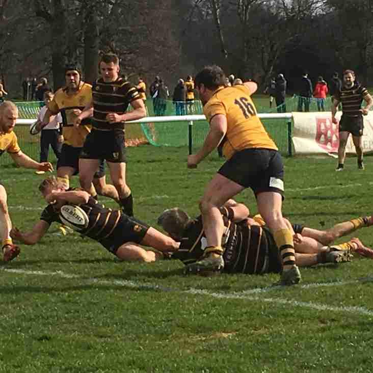 Cornish Unchanged for Oaks Challenge!