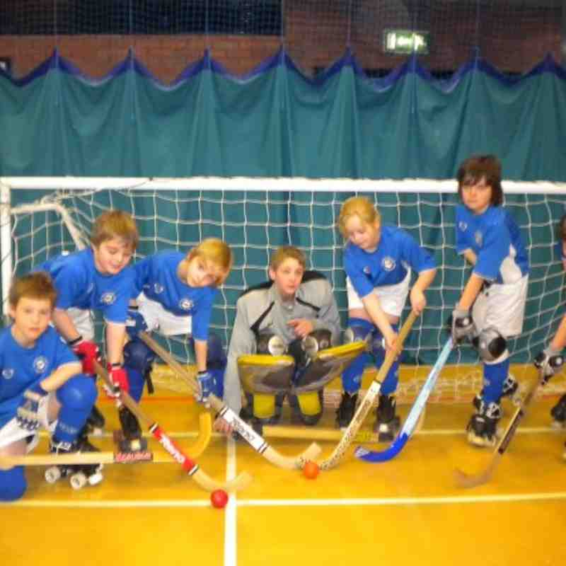 U-11s Tournament Middlesbrough Feb 2011