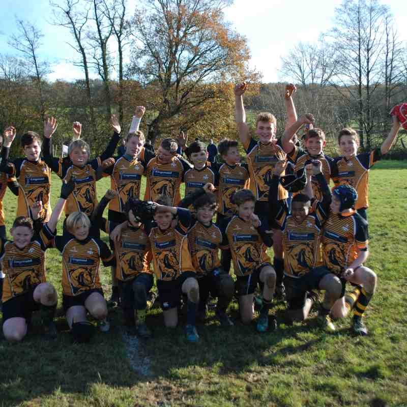 17-18 U13 Uckfield 19-Nov-17