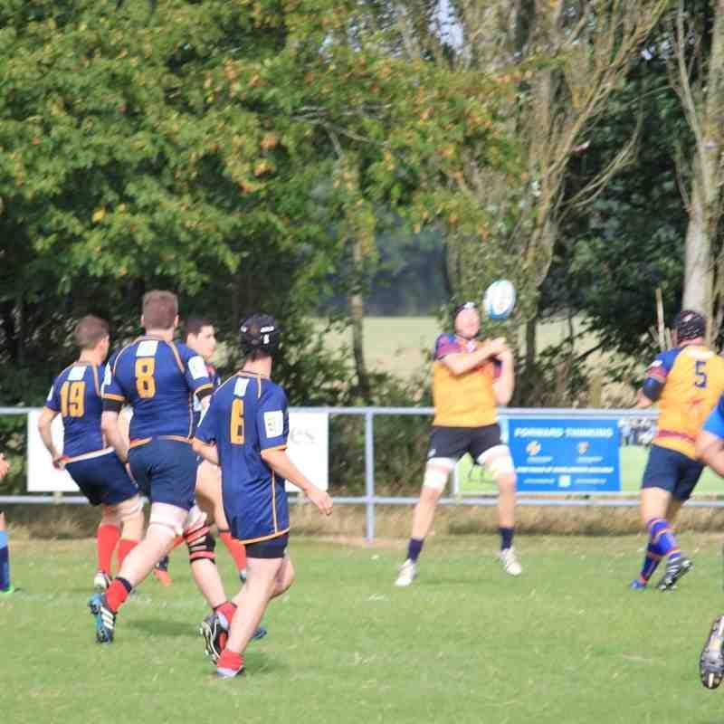 Cranleigh 2nd XV vs Cobham 3rd XV