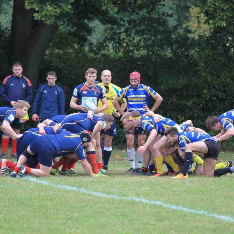 Cranleigh 1st XV vs Worth Old Boys