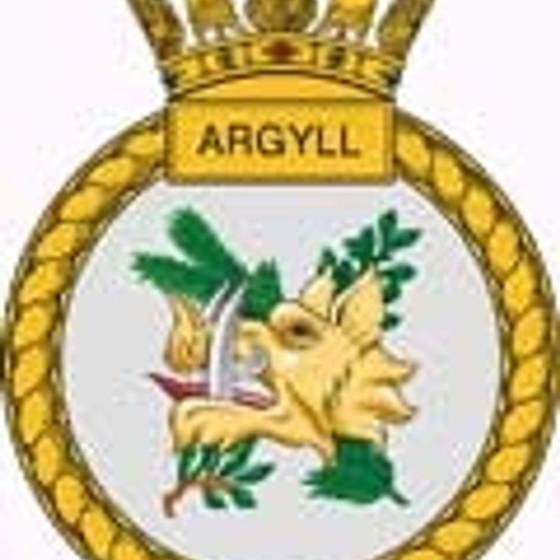 Greenwich v HMS Argyll