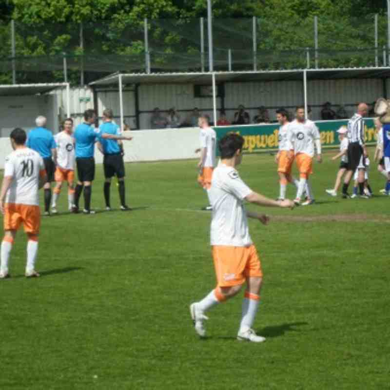 Jamie Walker charity match, Sunday 2nd June 2013