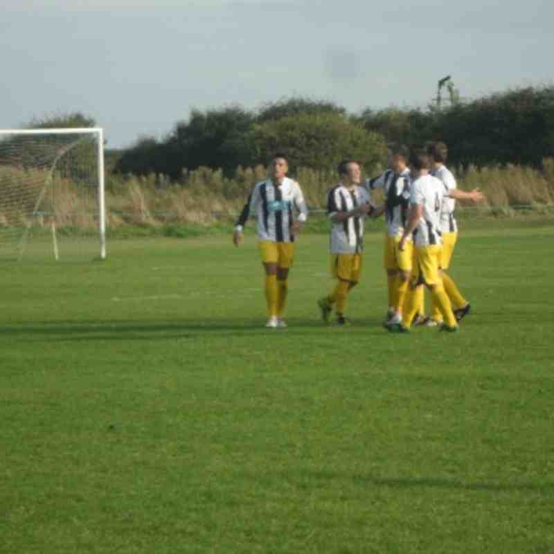 Easington United, away, 21-09-13